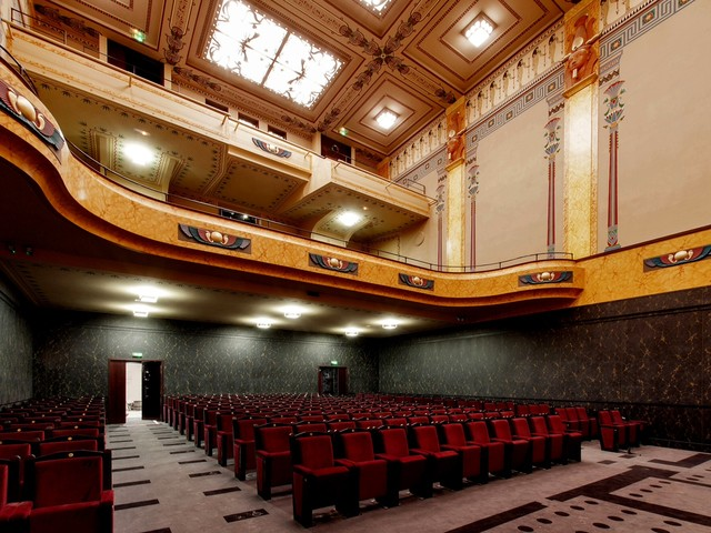 Louxor : Salle Youssef Chahine