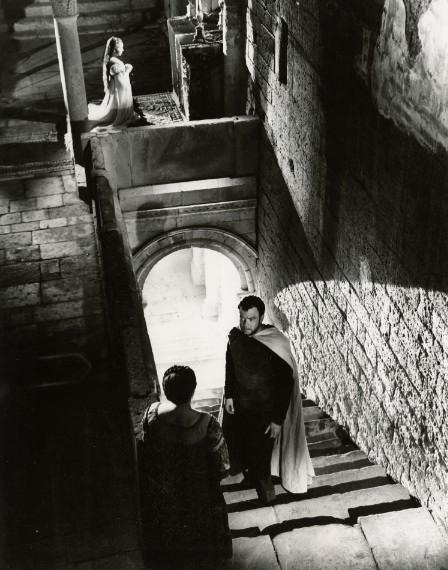 Othello, Orson Welles (1952). © 2013 WESTCHESTER FILMS, INC. Tous droits réservés.